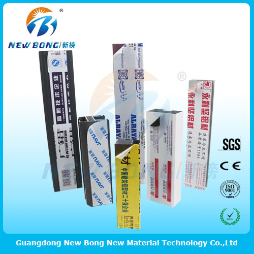 New Bong Packing Tape PE Film for Aluminium Section