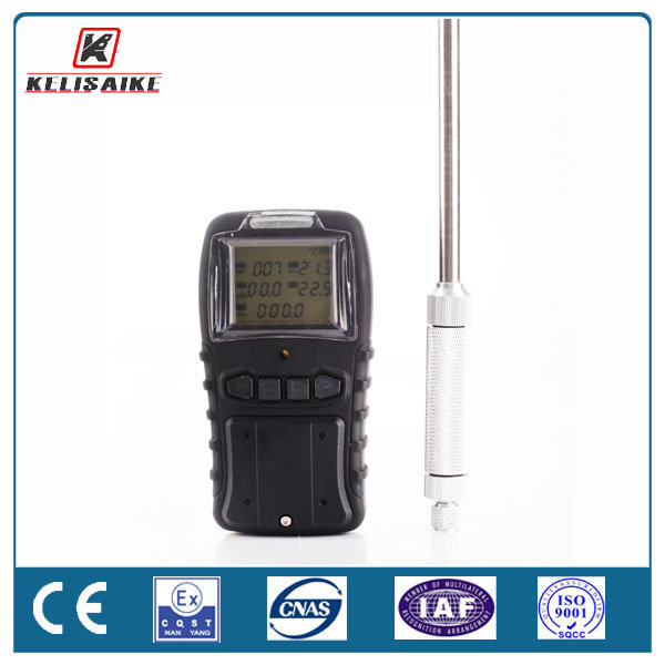 Ce Approved Monitoring System Hydrogen Gas Detector