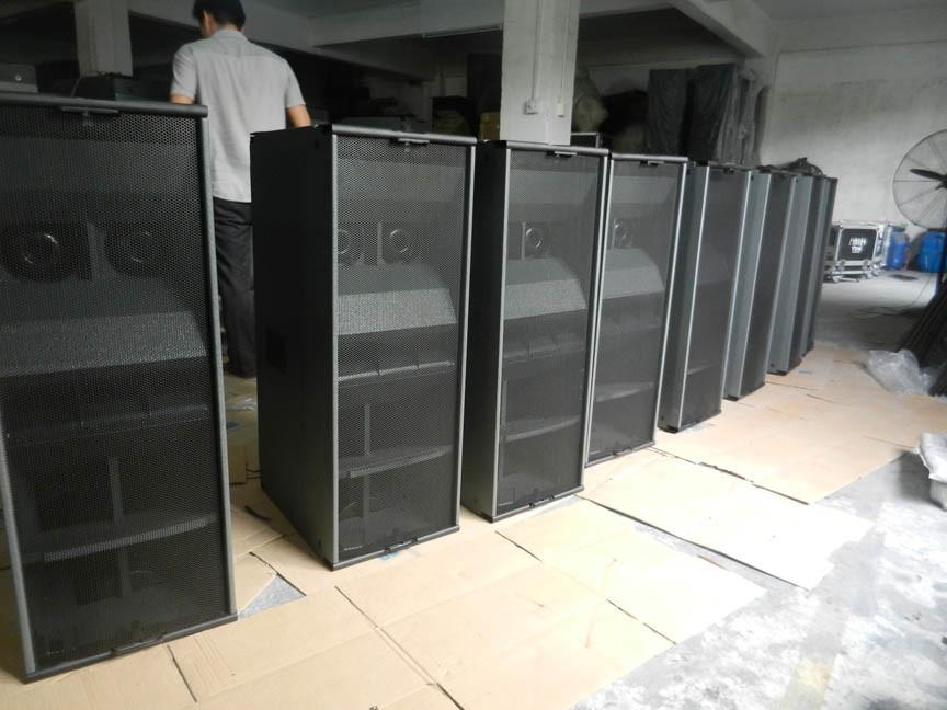 Three-Way Line Array System (W8LC)