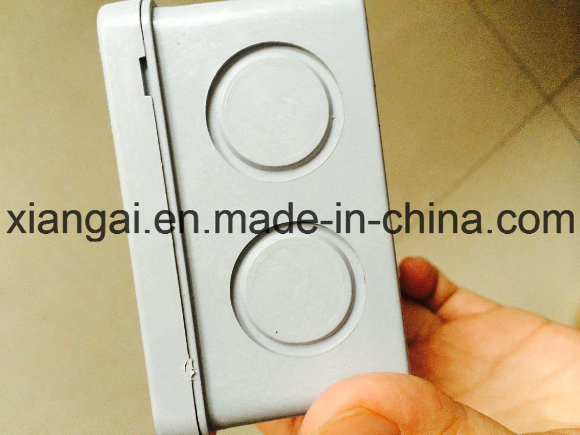Hc-Bt 80*50mm IP65 Waterproof Junction Box Electrical Box Connection Box