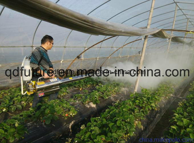 High Efficiency Orchard and Garden Fog Spraying Machine
