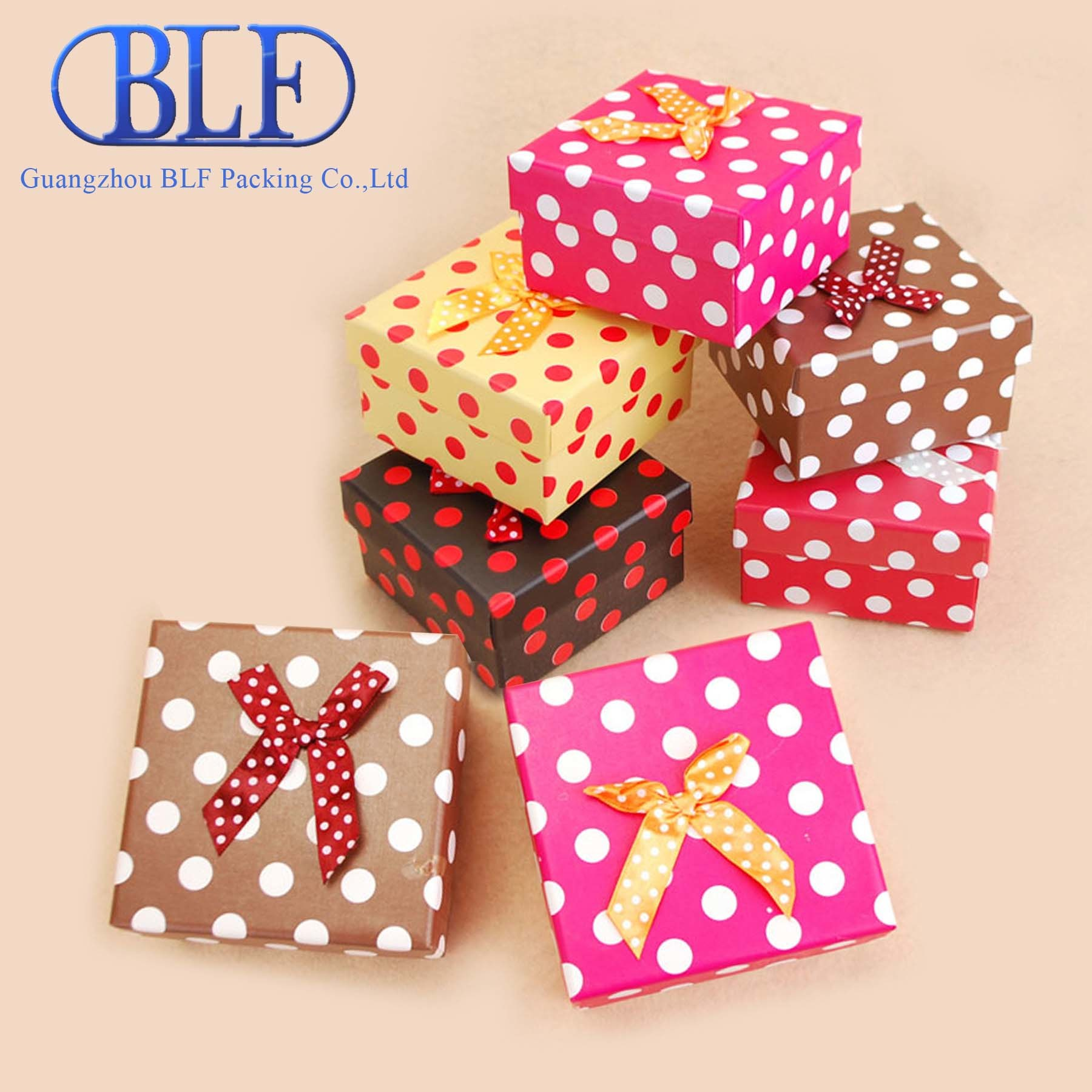 Wedding Favor Gift Paper Box