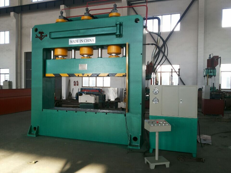 Hydraulic Quick Type Sheet Iron Design Press (YK32-350T)