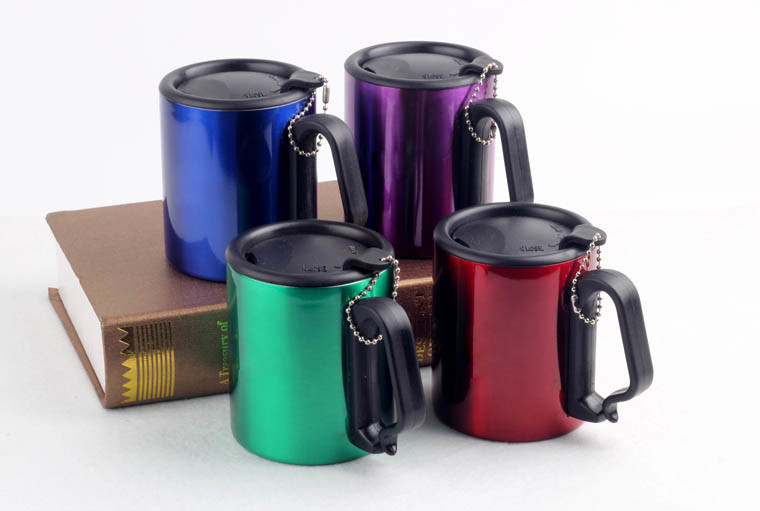 Best Seller Double Wall Stainless Steel/Plastic Starbucks Coffee Mug