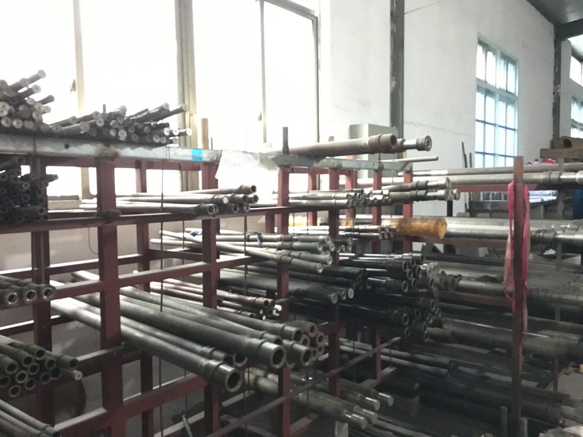 Automatic PTFE Powder Molding Machine