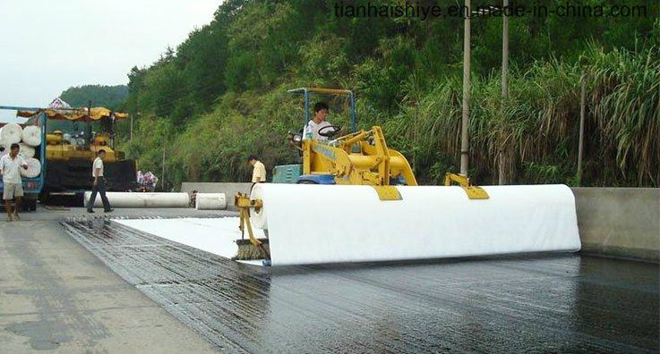 Polyester Non Woven Geotextile Fabric for Construction