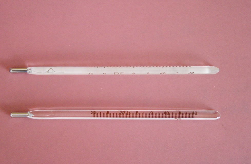 Clinical Thermometers for Rectal Use with FDA Ce Approved