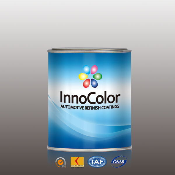 Two Component Color Paint for Car Repair