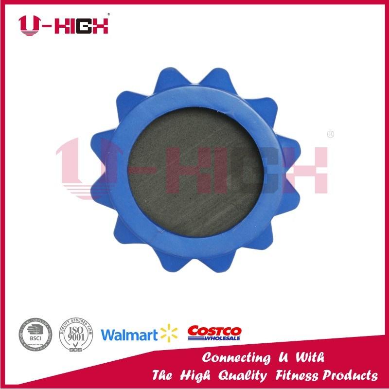 13*33cm High Density Injection Filled EVA Foam Roller