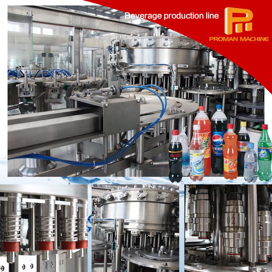 2017 New Tech Design Beverage Bottle Filling Machine