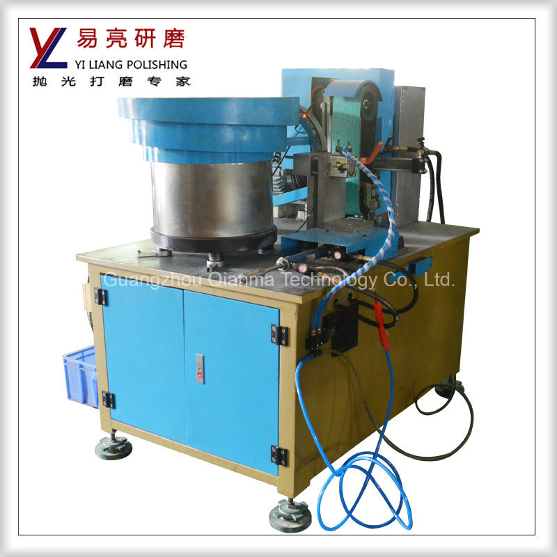 Abrasive Belt Fully Automatic Grinder for Metal Flat Surface Grinding