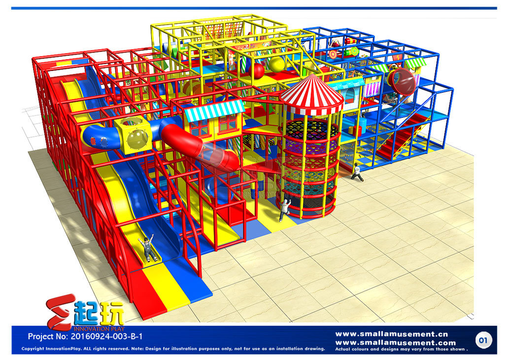 Professional China Indoor Playground Equipment Manufacturer