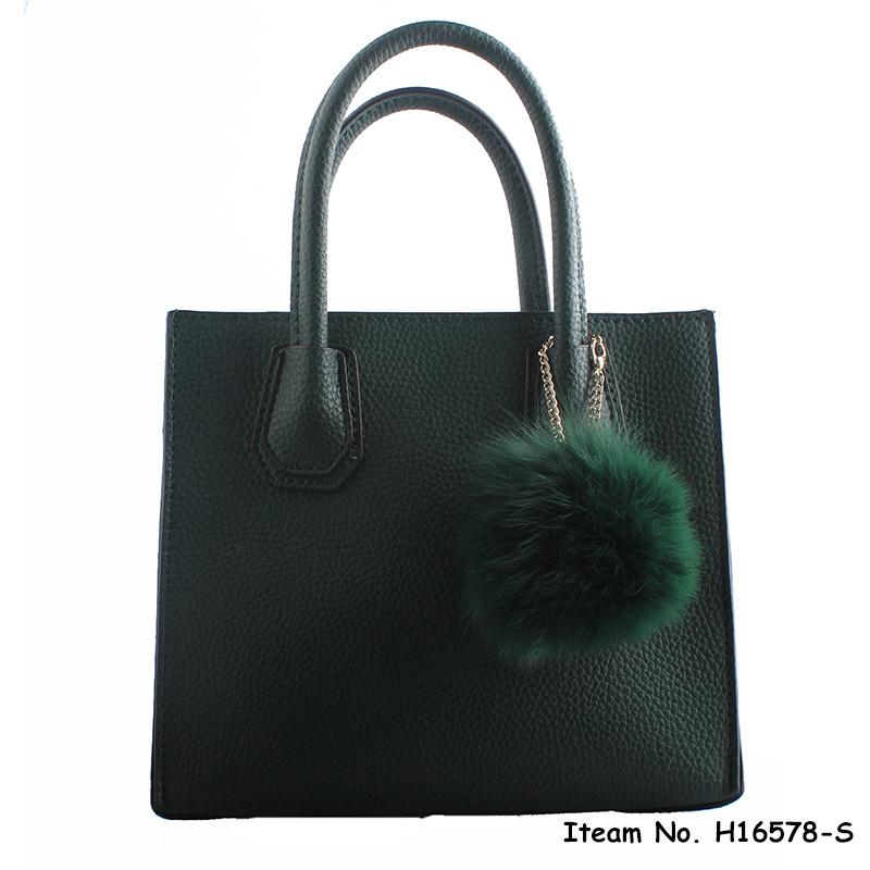 Fashion Accessories PU Women Tote Bags (H16758-S)