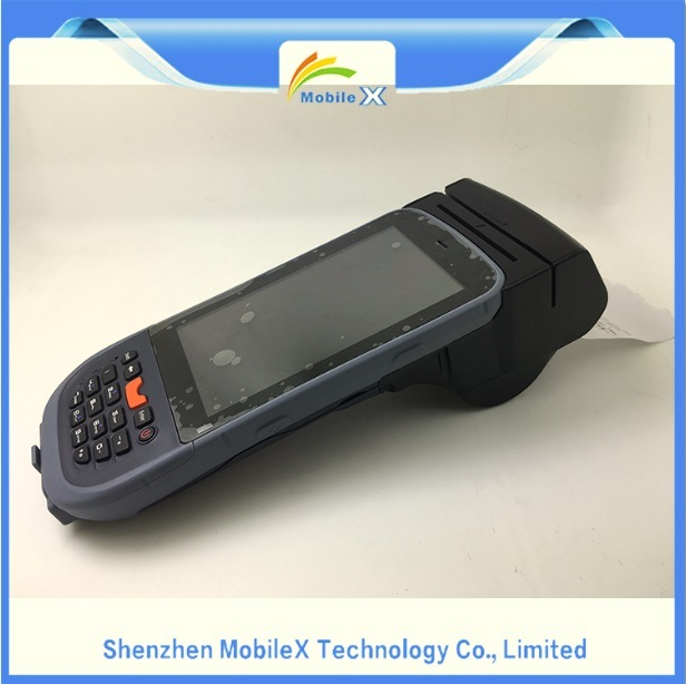 Rugged PDA, Mobile Computer with UHF RFID, Barcode Scanner