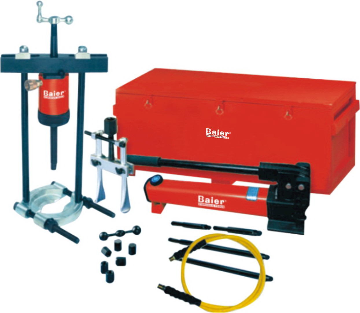 Hydraulic Puller Set Combination Customised