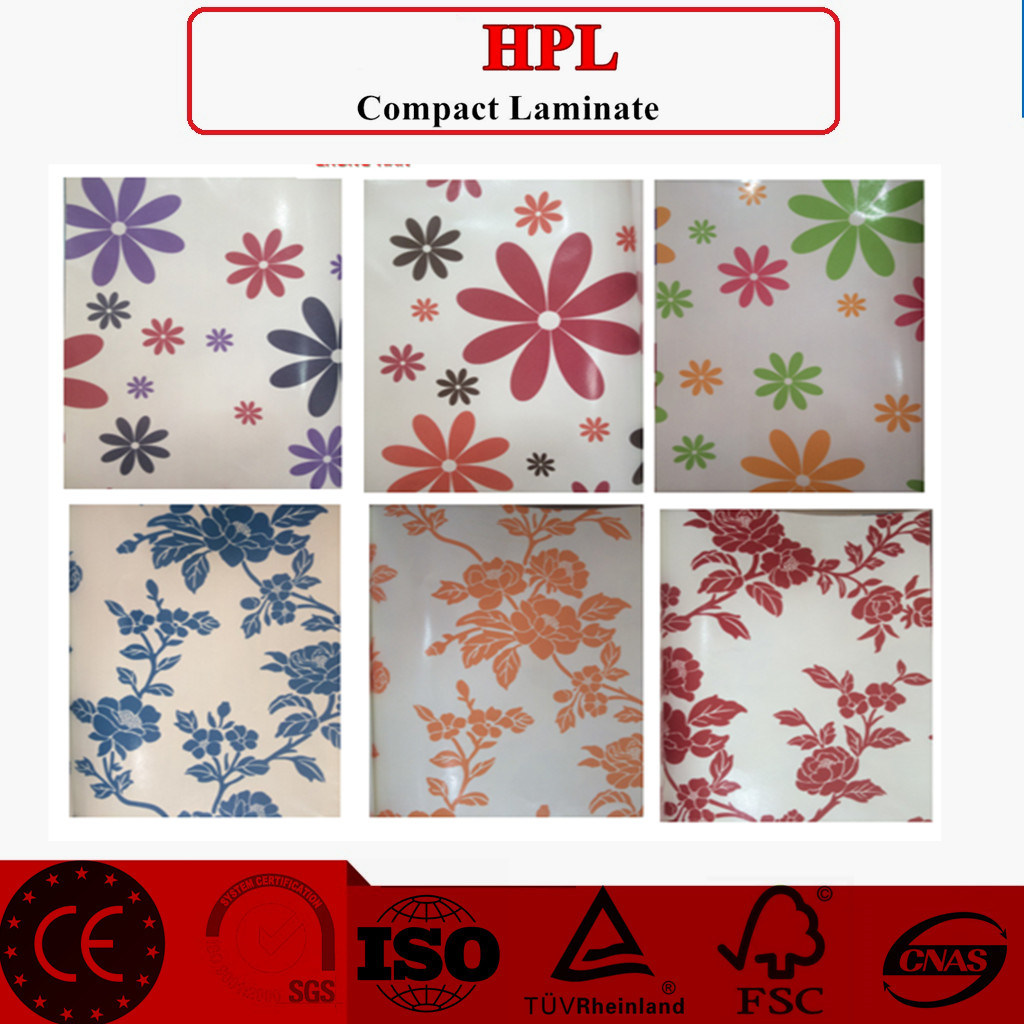 High Pressure Decorative Laminate; 2mm HPL