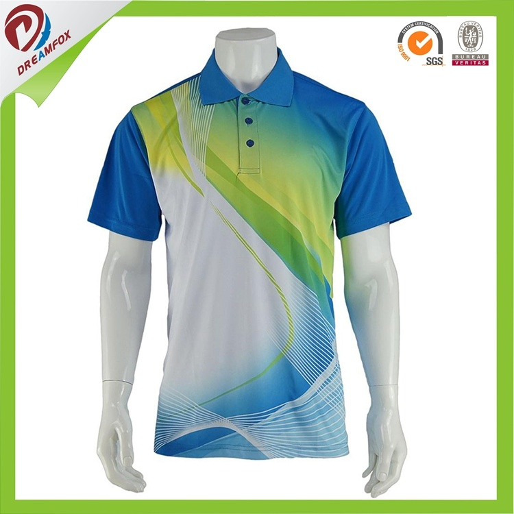 OEM Dry Fit Breathable Custom Sublimation Cheap New Design Cricket Jersey