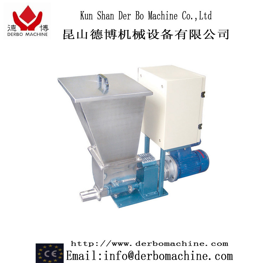 Twin Screw Feeder with Speed Adjustable