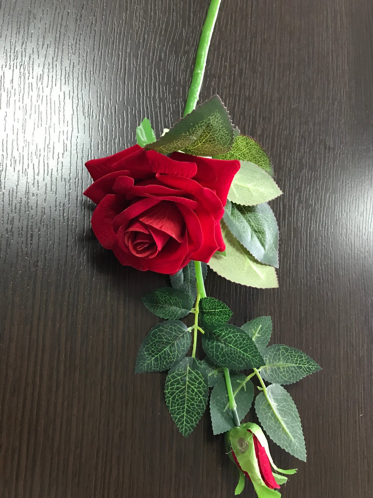 Real Touch Silk Rose Artificial Flowers for Home Wedding Decoration