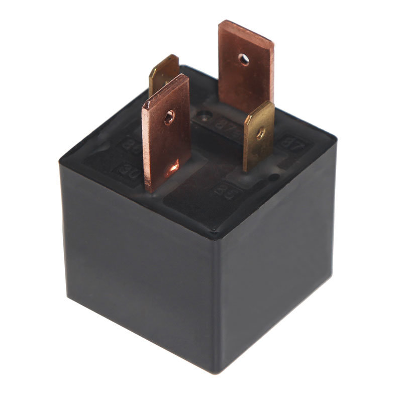 80A Automotive Relay 24V 4pins Auto Parts for Automobile