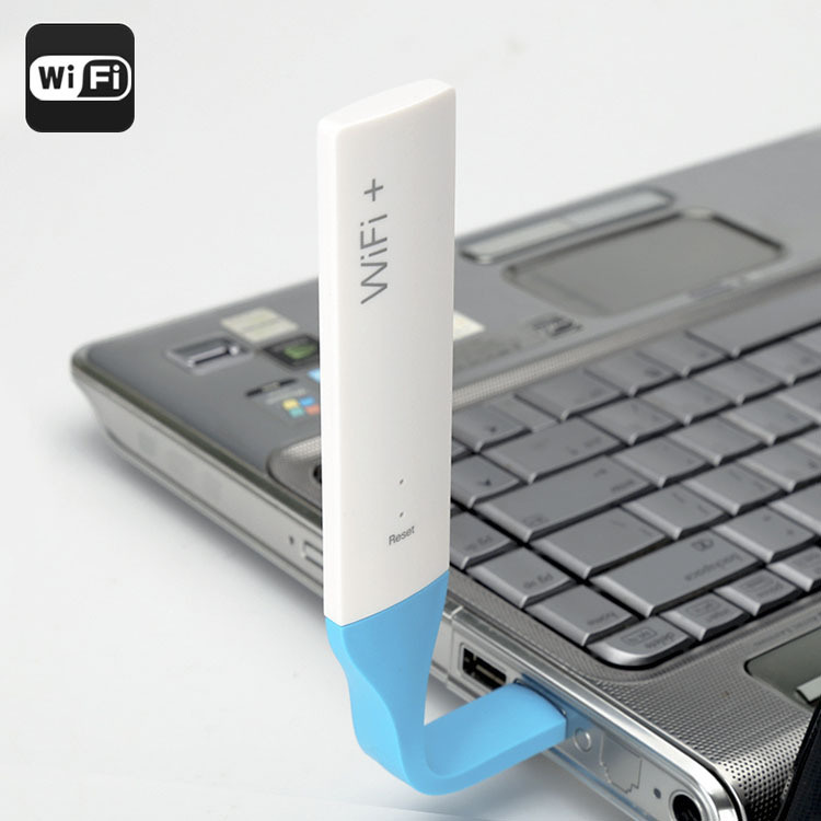 Wireless WiFi Signal Amplifier Routing Intensifier Wall King Expander USB Portable Repeaters