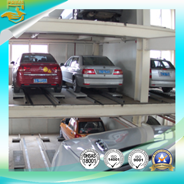 Horizontal Shifting Parking System
