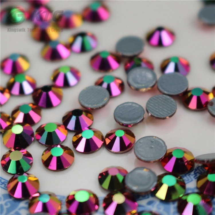 Hot Fix Rhinestone Iron-on Rhinestones to Decorate Clothing