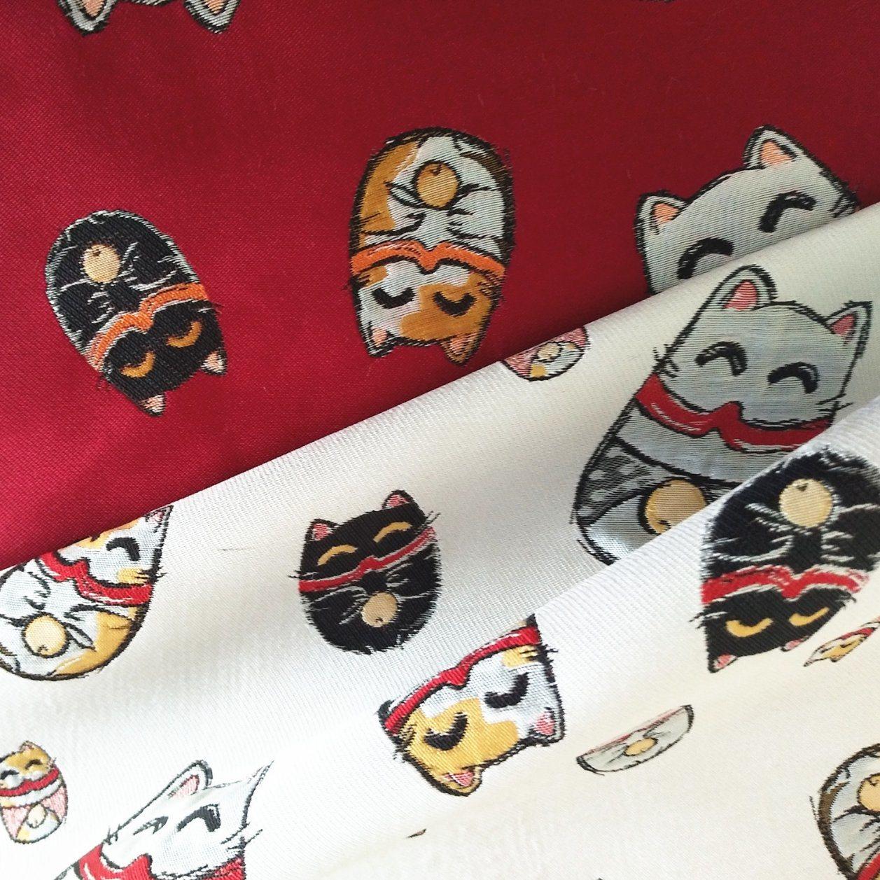 New Fashion Yarn Dyed Fabric Animal Motifs Jacquard Fabric
