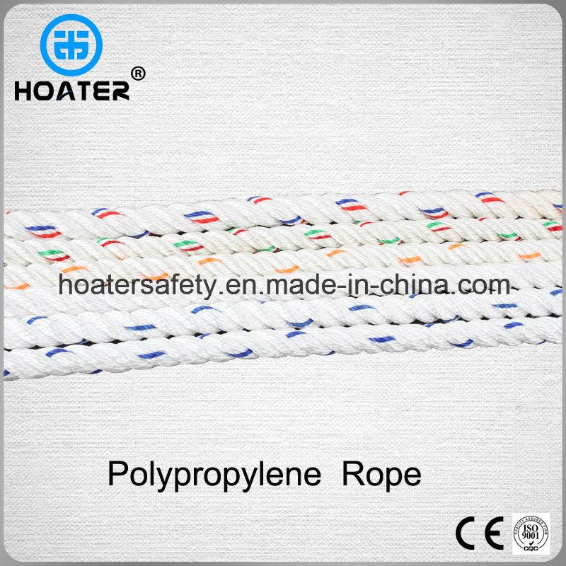 Floating Anchor Mooring Line Nylon PP 3strand Marine Rope