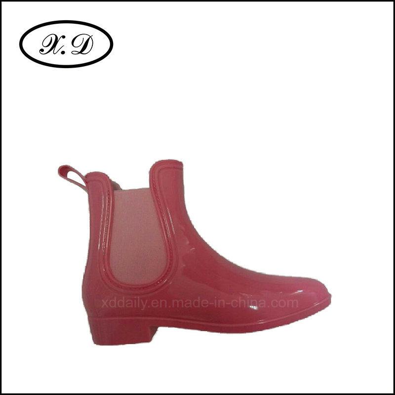 Color Rain PVC Boots for Ladies