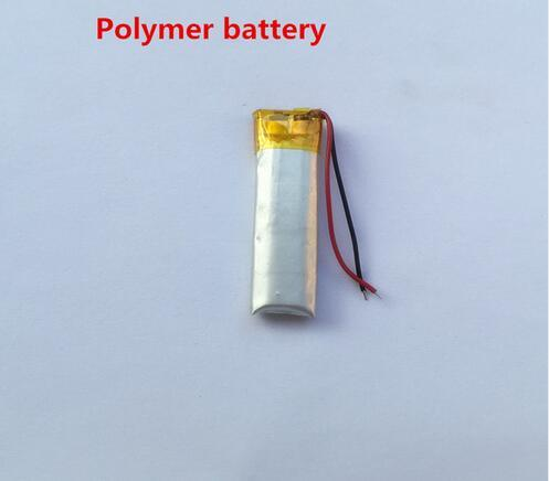 Production and Sales of Rechargeable Thium Polymer Battery Camcorder Battery 3.7V 431235 130 (mAh)