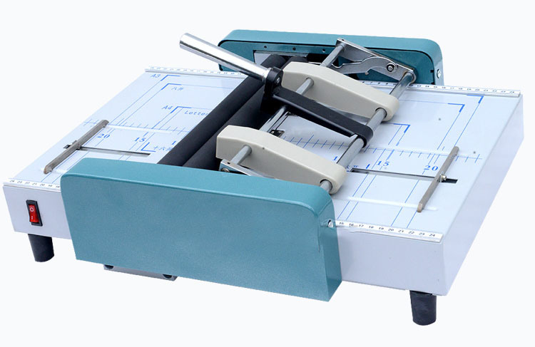 Professional Supplier Note Book Binding Machine Zy1 Automatic Stapler