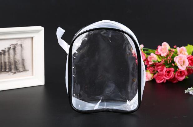 PVC Cosmetics Travel Wash Sets of Toys Zipper Bags