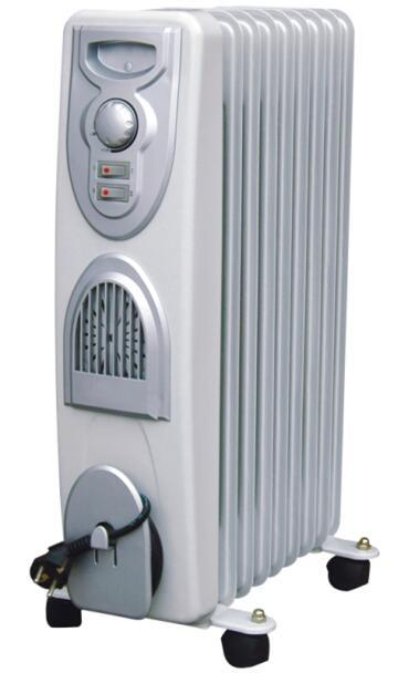 GS Ce RoHS 140X580mm Home Appliance Oil Filled Radiator with 13 Fins or 7 Fins or 9 Fins or 11 Fins