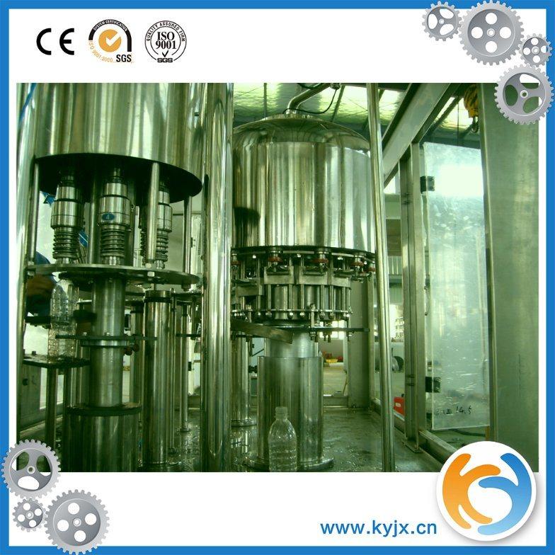 Manufacture Automatic Liquid Juice Filling 3in1 Machine
