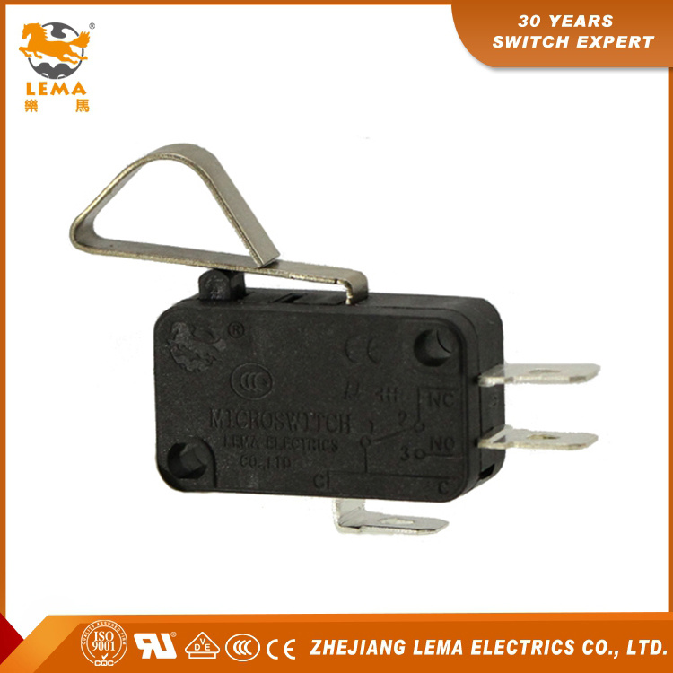 Lema Kw-7-4 CCC UL CE VDE Special Lever Micro Switch