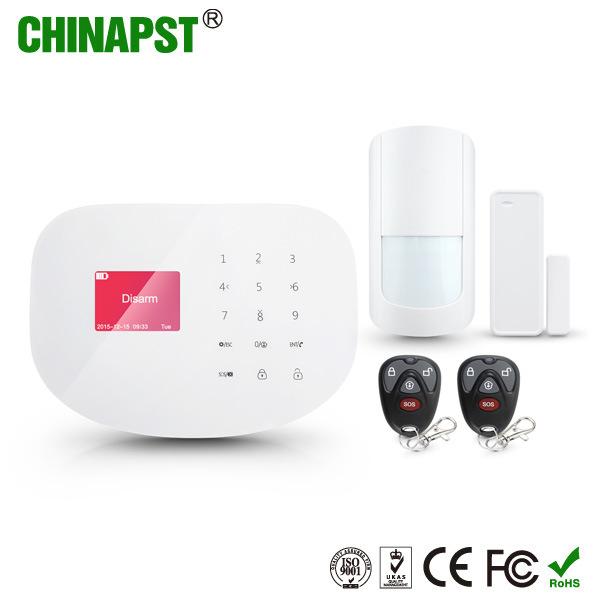 APP WiFi GSM Wireless Home Security Burglar Alarm Product Price (PST-WIFIS2W)