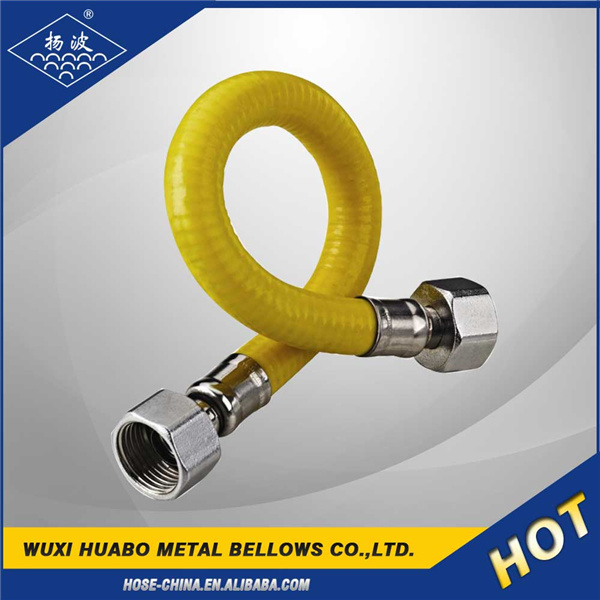 Yangbo Stainless Steel Corrugated Flexible Metal Hose
