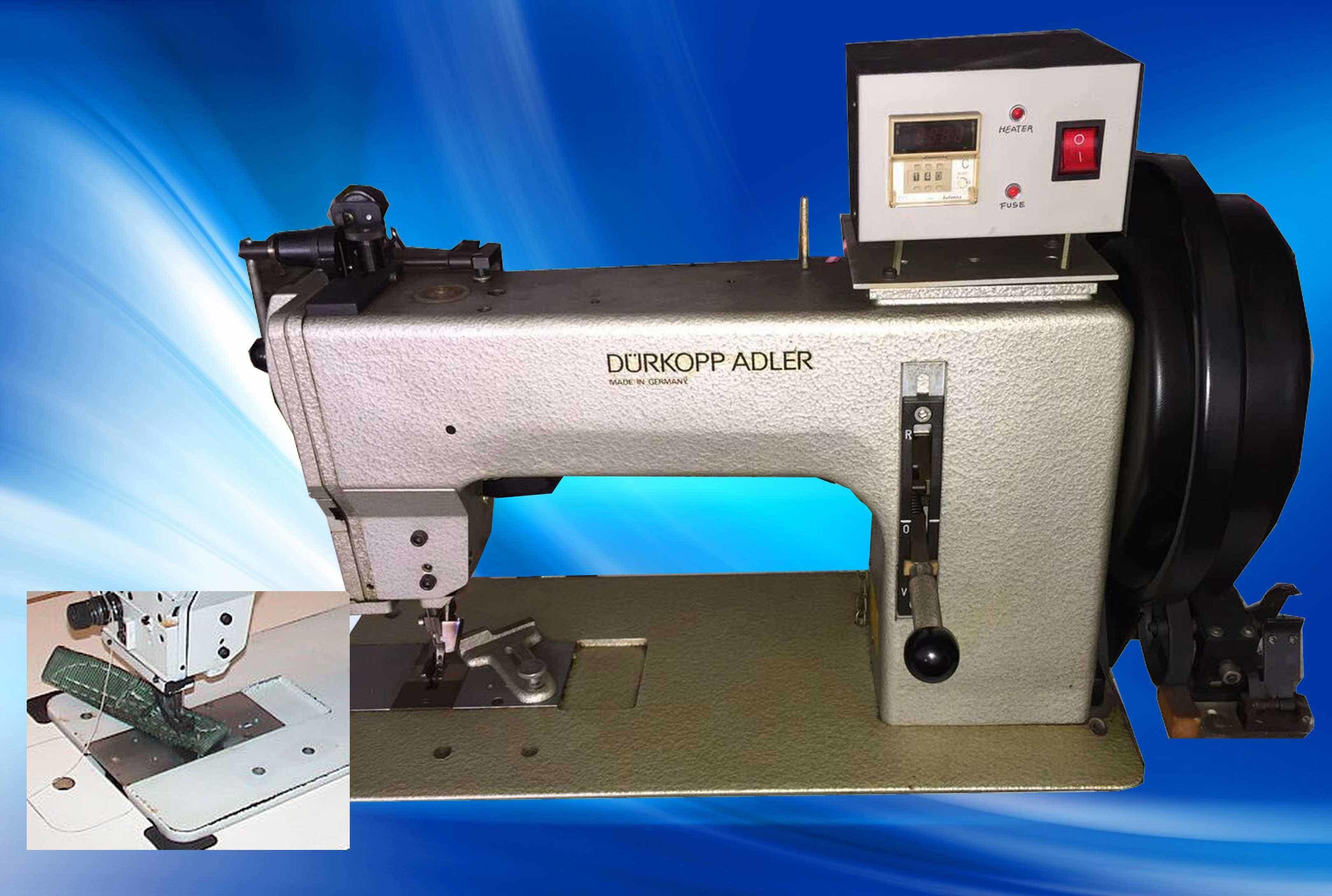 Used Triple Feeding Durkopp Adler Sewing Machine (DA-204)