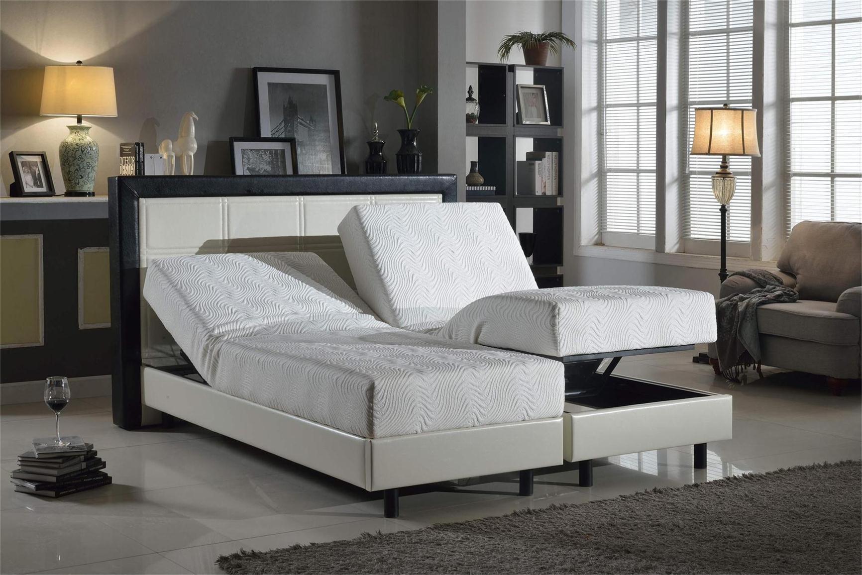 Modern PU Hotel Popular Storage White Home Bedroom Furniture