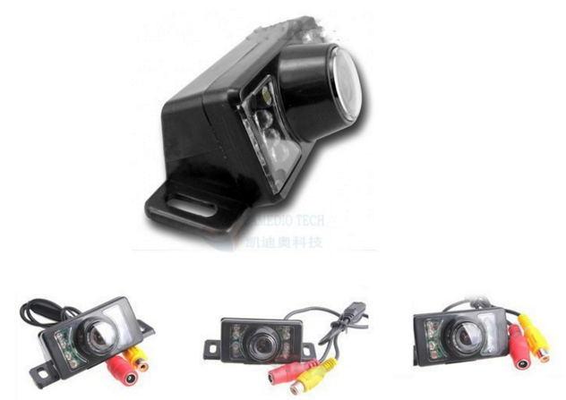 IR Day Night Vision Car Backup Camera