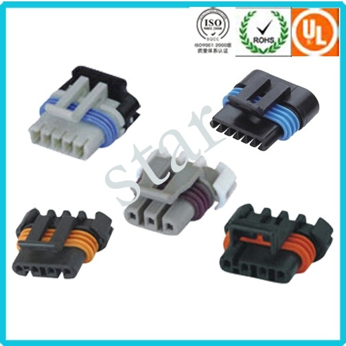High Quality Automobile Light Male Female Delphi Connector
