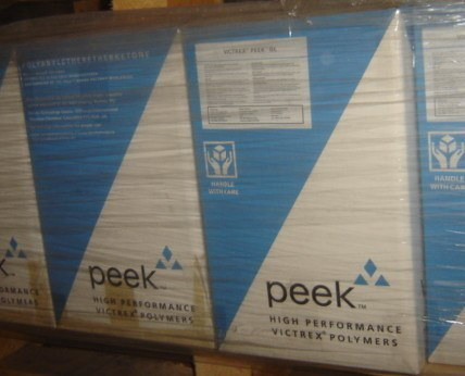 Victrex Peek 450gl30 Natural/Black (Poly Ether Ether Ketone) Engineering Plastics