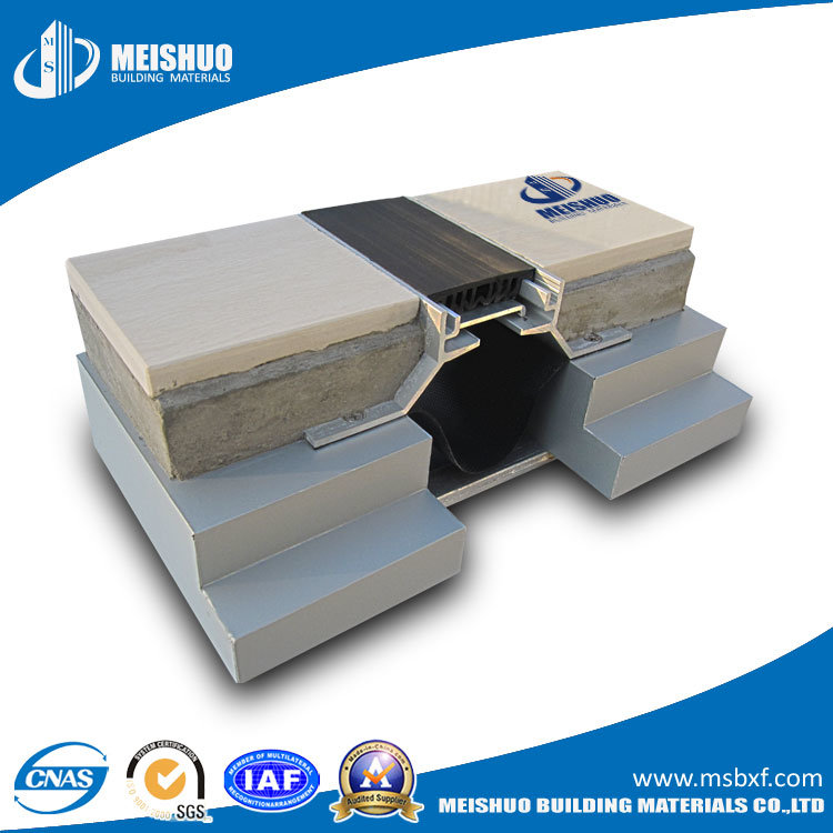 Flush Metal Rubber PVC Expansion Joint Manufacturer