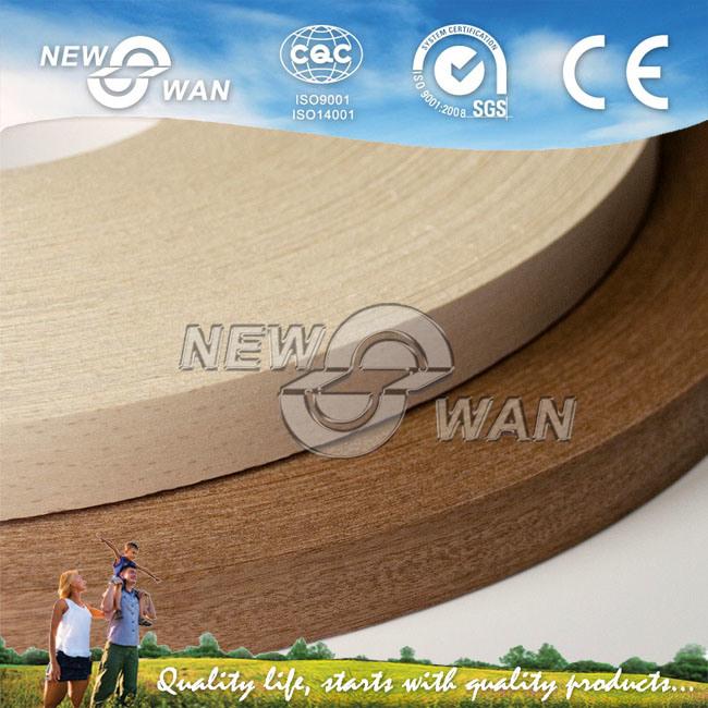 Natural Wood Veneer Edge Banding Tape