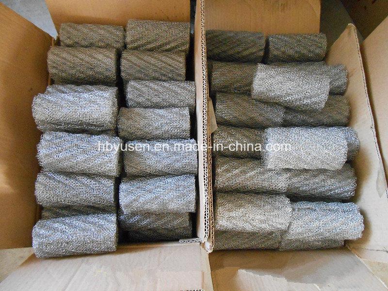 Air Gas Liquid Knitted Shielding Wire Mesh