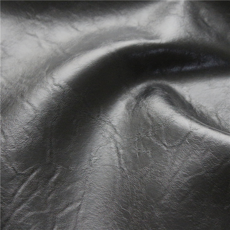 Superior Quality High Abrasion-Resistant Waterproof PU PVC Leather for Sofa