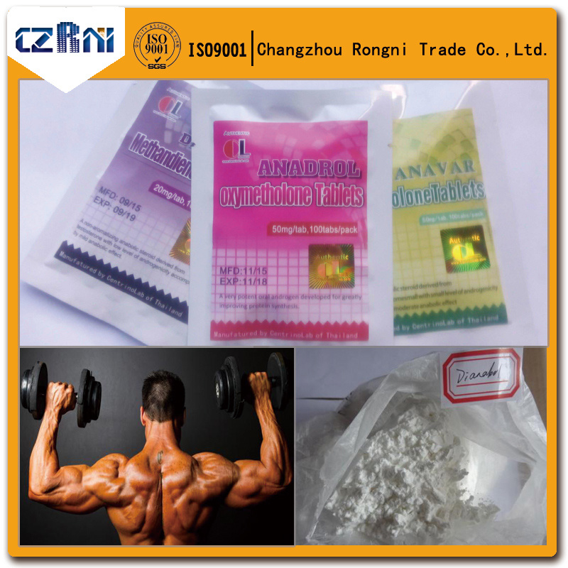 Bodybuilding Supplement Anabolic Steroid Oral Pills Dianabol/Dbol