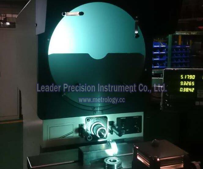 Lab Horizontal Rebar Measuring Instrument (HOC-400)