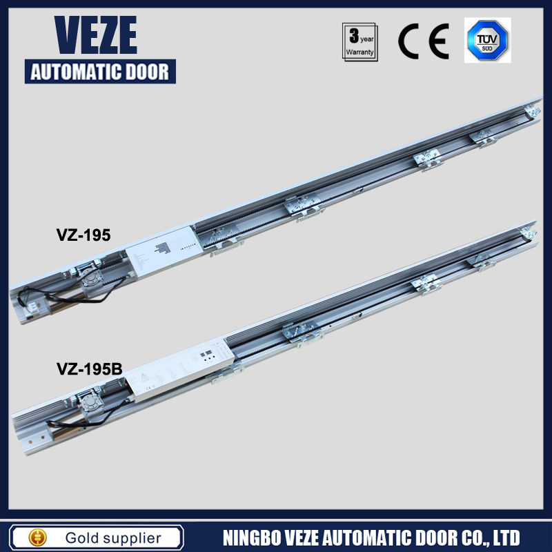 Veze Automatic Pedestrian Doors with 100W Brushless Motor